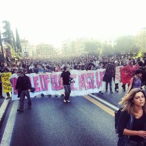 14 Novembre - Europe, Rise Up!